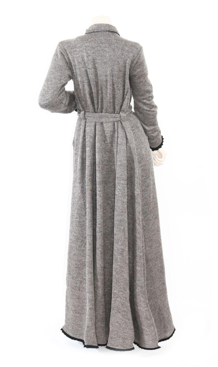 Arabian Nites Wool Coat