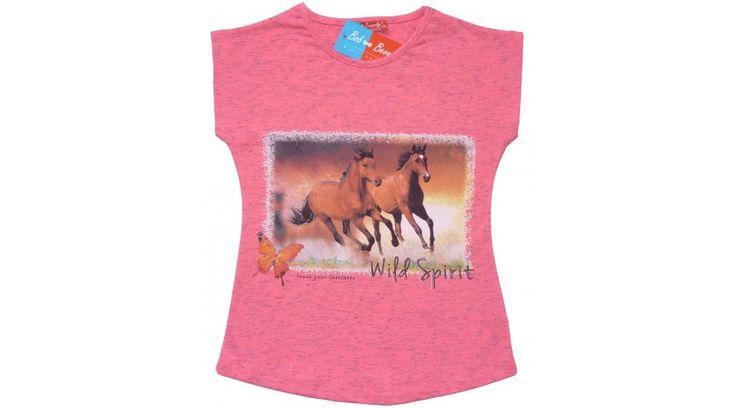 lány lovas felső