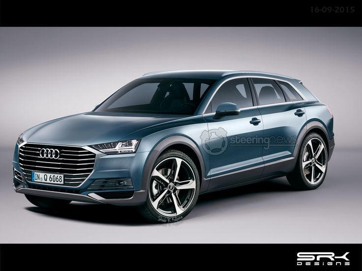 Audi Q6 e-tron electric crossover could be Dutch-made