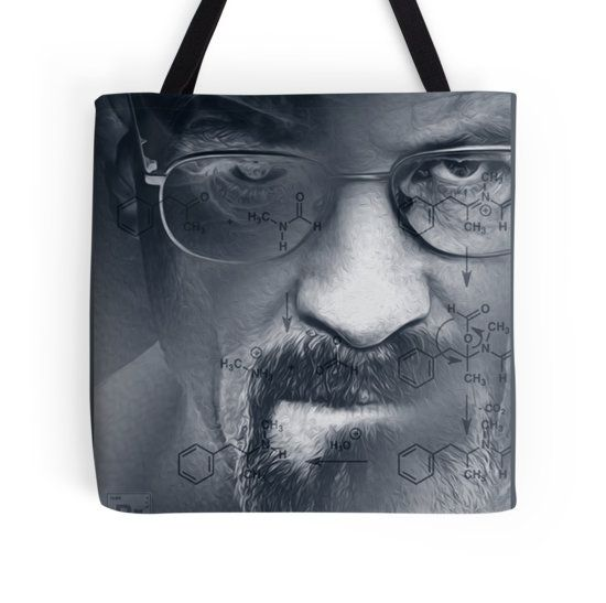 Breaking Bad Tote Bag  by Scar Design #breakingbad #breaking #bad #tshirt #redbubble #tv #breaking_bad_tshirt #breaking_bad #breaking_bad_tshirt #Tshirt #BreakingBad #Breaking_Bad #Breaking_Bad_TShirt #tote_bag #bag #iPhone_case #chemistry #walter_white #Walter_White_TShirt #Breaking_Bad_gifts #TV_series #awesome_tshirt #breakingbad #breaking_bad #breakingbadtshirt #breaking_bad_tshirt #TVseries #WalterWhite #tshirt #geek #nerd #nerd_gifts #science #chemist