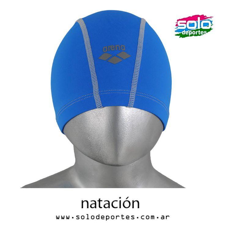 Gorra Poliester Kids Francia/Plata  Marca: Arena 105040091279015   $ 65,00 (U$S 11,11)