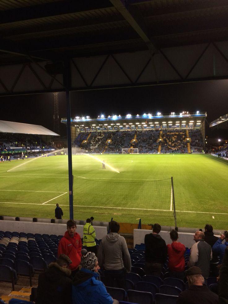 Stevenage vs Portsmouth