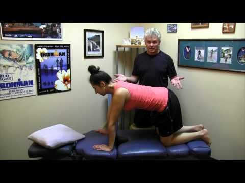 Nerve Flossing - Spinal Cord and Sciatic Nerve - Kinetic Health - YouTube