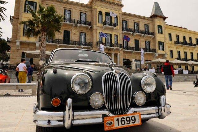Ιστορικό αυτοκίνητο: Λυκάκης-Κίκιζας νικητές στο Εαρινό Ράλι ΦΙΛΠΑ