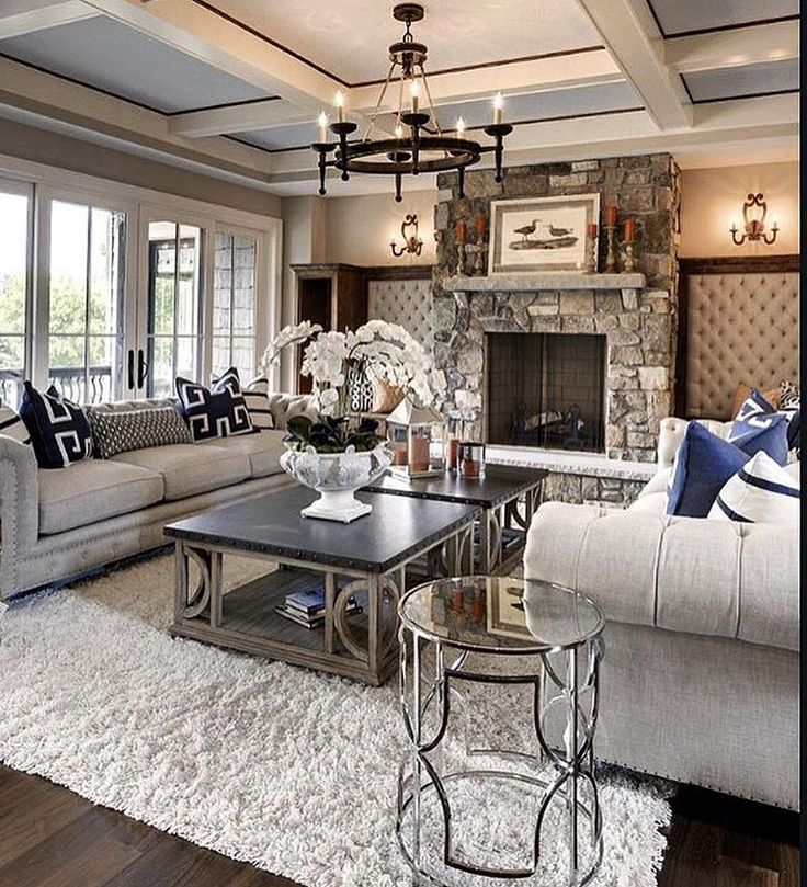 1630 best Living Rooms/Family Rooms images on Pinterest | Living ...