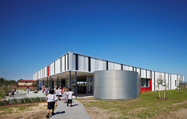 St Frances De Sales Primary School - Lynbrook Victoria Winner - Category 1A New School Construction Architects: Baldasso Cortese