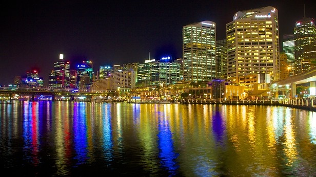 Darling Harbour one of Sydney's greatest urban renewal projects