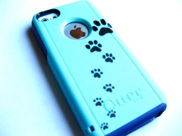 OTTERBOX iphone 5c case, case cover iphone 5c otterbox ,iphone 5c otterbox case,otterbox iPhone 5c, otterbox, paw print otterbox case by JoeBoxx on Etsy