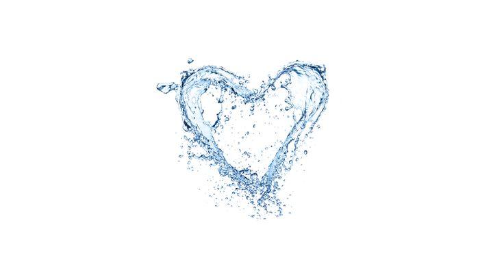 Vesi puhdistaa tunteitamme