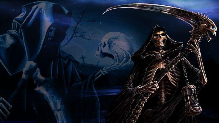 Evil skulls HD Google Search Grim reaper, Grim reaper