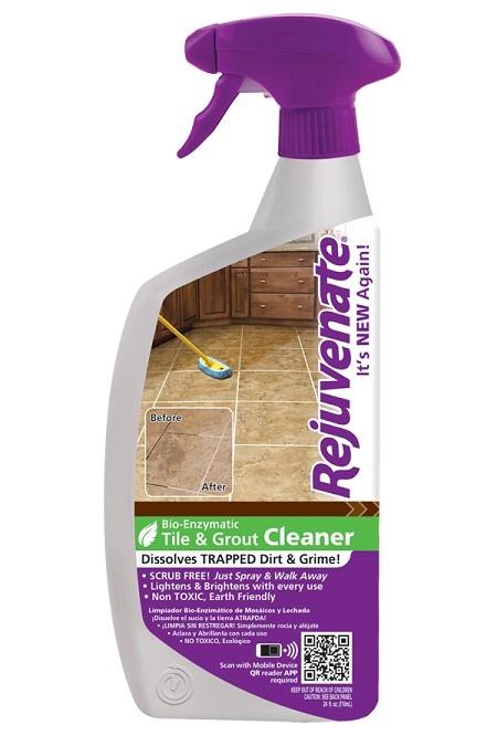 Bio Enzymatic Tile Grout Cleaner Rejuvenate