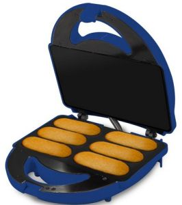 Who wants one... HOSTESS TWINKIE MAKER AND COOKBOOK – ON SALE