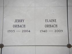 Jerry Orbach Birth: 	Oct. 20, 1935 Death: 	Dec. 28, 2004  Burial: Trinity Church Cemetery and Mausoleum Manhattan New York County New York, USA Plot: Riverside Terrace Mausoleum