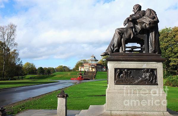 Mesnes Park - Wigan