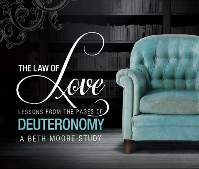Beth Moore The Law of Love DVD set, get it today!