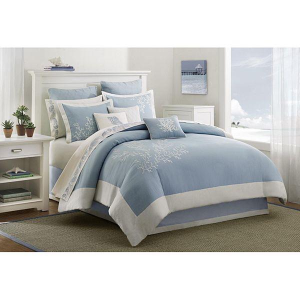 Harbor House Coastline 4-piece Comforter Set   Elegant ...