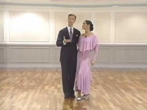 Медленный вальс — видео уроки [video-dance.ru]