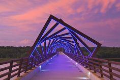 Puente High Trestle Trail,© Iris22 Productions