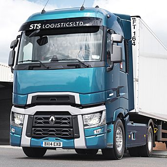 new renault truck 2014