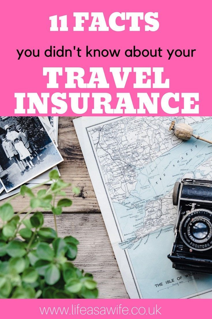 11 Facts You Didn T Know About Your Travel Insurance Policy