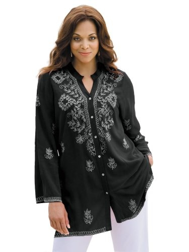 Comfortable and Flattering Plus Size Clothing for Women,+ followers on Twitter.