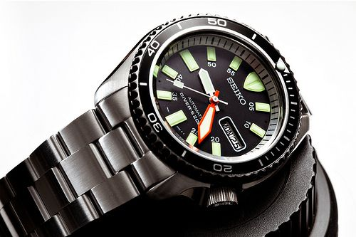 """Seiko SKX-007 turned into a """"Planet Monster"""""""
