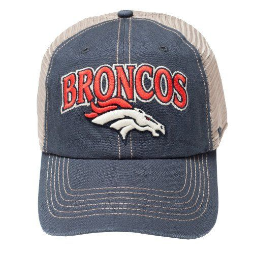 Denver Broncos '47 Brand Tuscaloosa Hat | The Vault Charleston