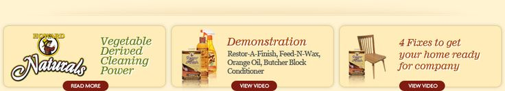 Restor-A-Finish Wood Restoration | Howard Products