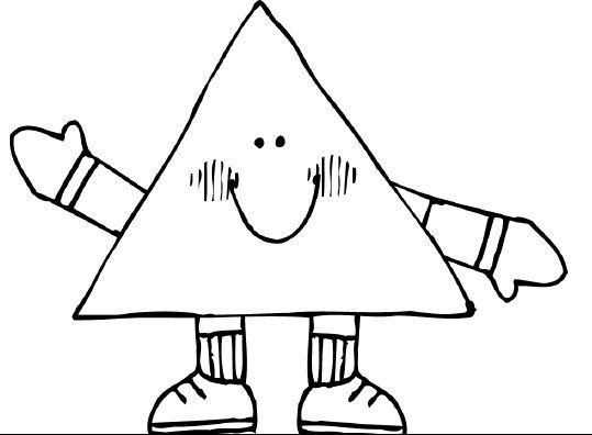 """Hoy os dejo unas formas geométricas muy simpáticas. He preparado láminas sin nombre y láminas con nombre en """"lletra de pal"""" y """"lletra lligad..."""