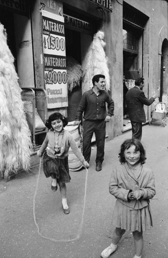 Roma negli anni Cinquanta, solita e stupenda: Roma, 1955. (Werner Rings/BIPs/Getty Images) - Il Post