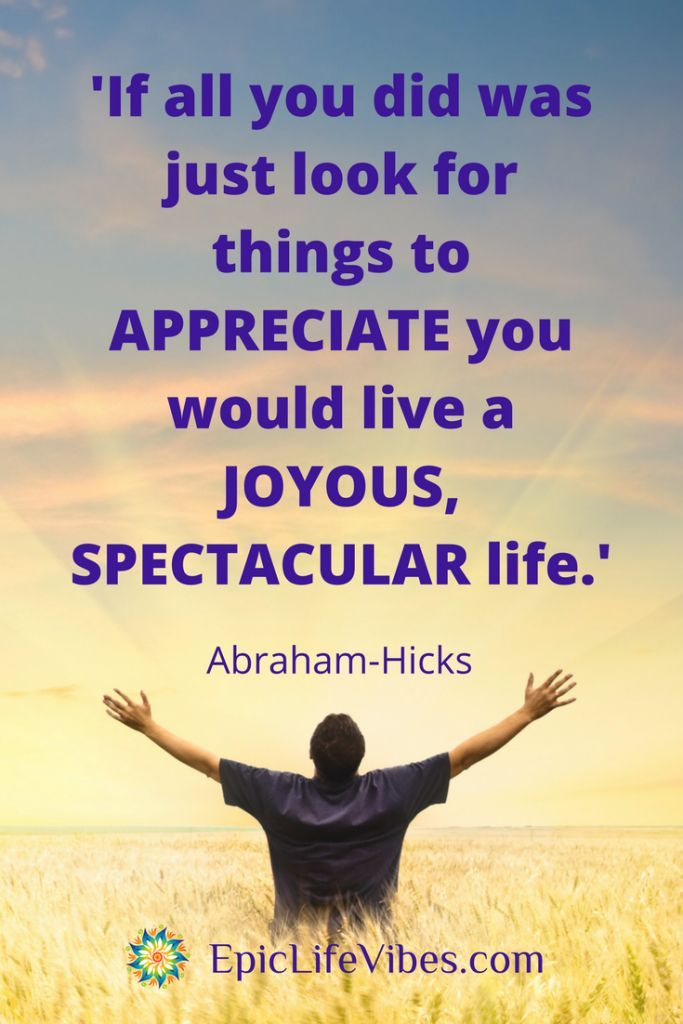 Appreciation leads to success and happiness. Follow this easy gratitude exercise inspired by the likes of Esther Hicks, Dr. Wayne Dyer, Louise Hay, Neale Donald Walsch, Sanaya Roman, Marianne Williamson, Deepak Chopra, and more...
