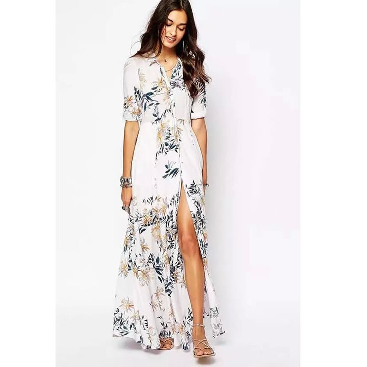 Beach Dress printed floral white cover up bathing suit cover up beachwear dresses wraps sarongs sexy praia bikini jurk