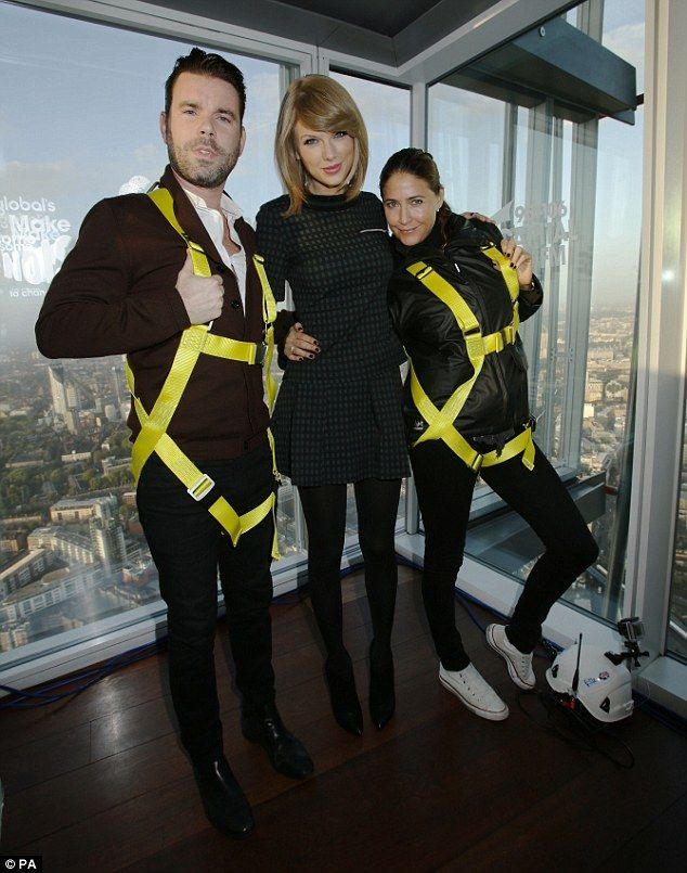 Lisa currently co-hosts Capital Breakfast with Dave Berry. Here, she join guest Taylor Swi...