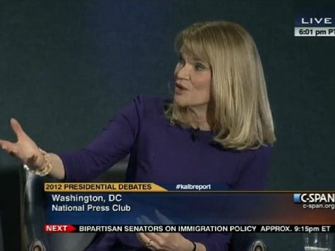 ABC's Martha Raddatz: Obama Attending My Wedding 'Had Nothing to Do with' VP Debate Performance