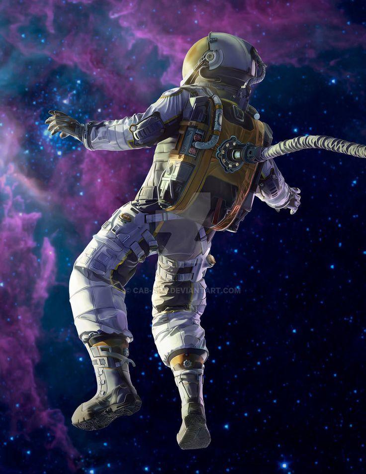 высокопоставленная космос и космонавты арты котов