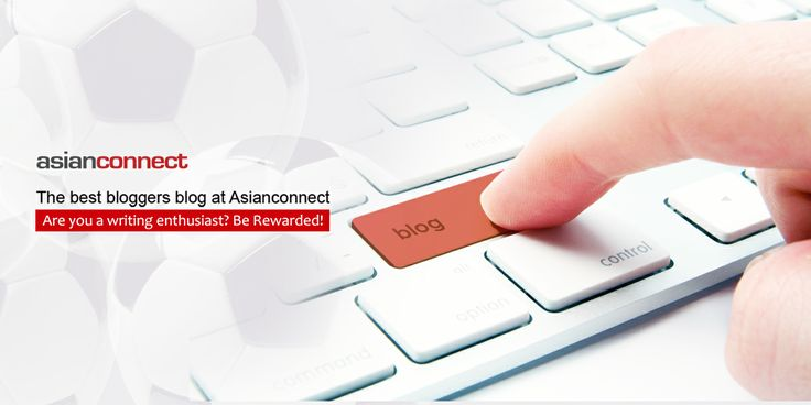 Because you want it, we're giving it back! The best bloggers blog at Asianconnect. #BeRewarded #BLOGGER