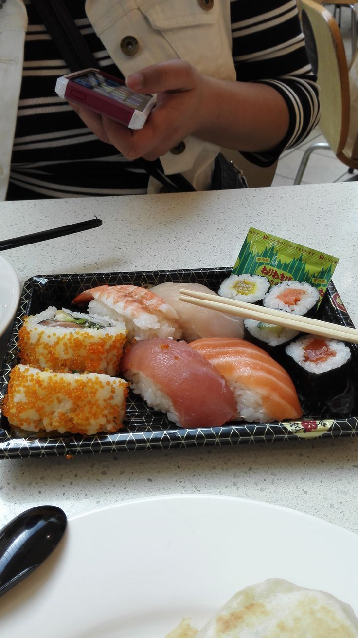 Sushi at Highpoint