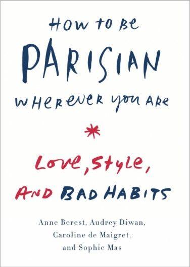 How to be Parisian wherever you are - 8 (koffietafel)boeken voor de herfst - Nieuws - Lifestyle