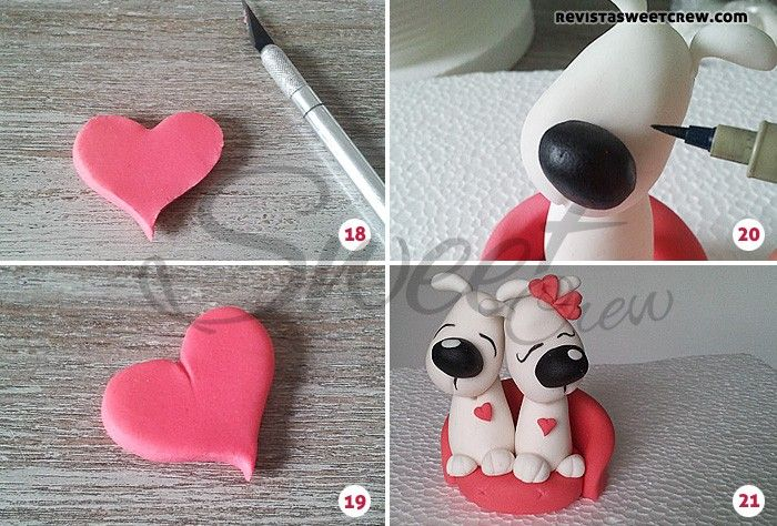 Tutorial Perritos Enamorados 05