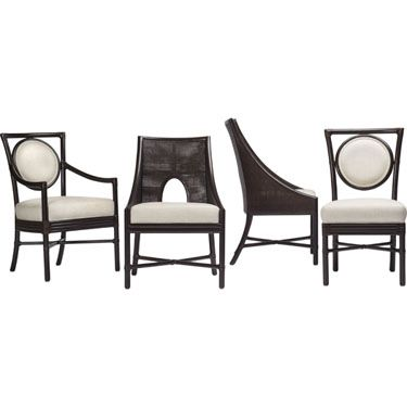 Buy Orlando Diaz Azcuy SalonTM Side Dining Chair By McGuire Furniture