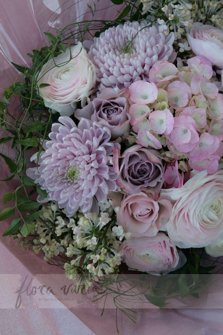 Bouquet by Ingela Waismaa /Flora varia