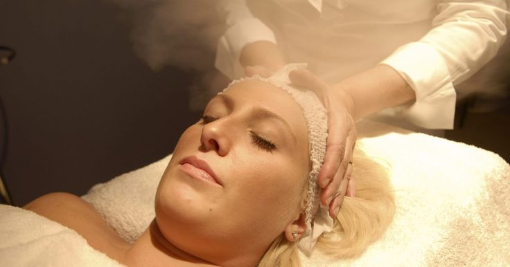 A facial steam bath is an often-requested treatment at spas. It loosens dirt and debris lodged in the pores, and it moistens the skin and evens out skin tone. You don't need to spend a lot of time and money at a spa for a facial steam bath. With some essential oils or herbs of your choice, you can treat yourself to a refreshing facial steam...