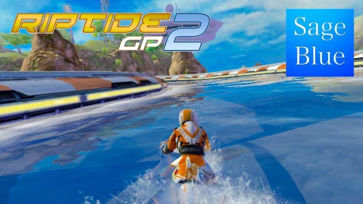 Riptide GP2: Jet Ski water racing