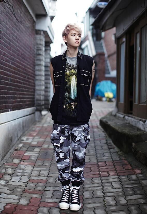 EXO XOXO: 1st. Album Repackage (2013.08.05) EXO's Baek Hyun