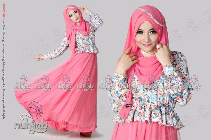 Floria Tutu Dress (FTD) Pink Ready Size XL 299.000,-