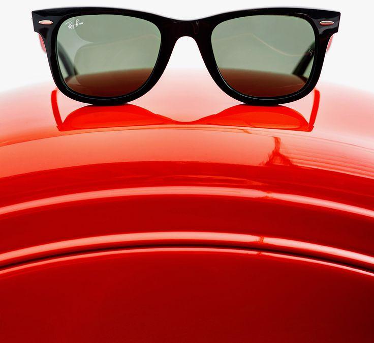 Decades on, Ray-Ban Wayfarers Remain the Pinnacle of Cool. Ray Ban Wayfarer Sunglasses ...