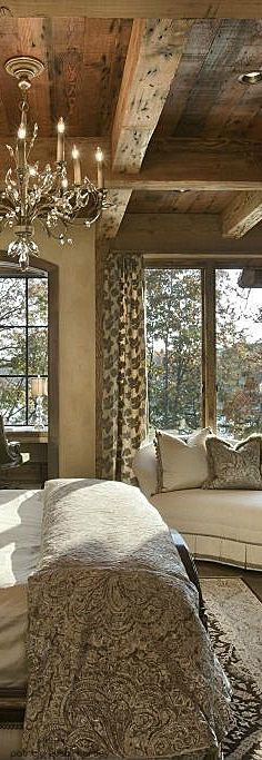 Best 20 rustic elegant home ideas on pinterest for Rustic elegant bedroom