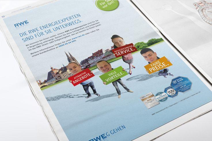 RWE Regional - RWE Regional - Regional Kampagne
