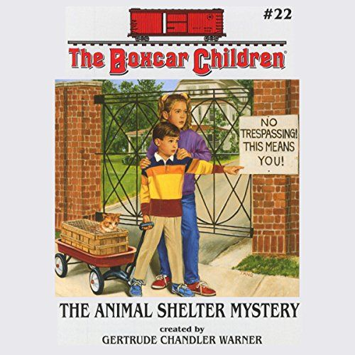 The Animal Shelter Mystery: The Boxcar Children Mysteries, Book 22:   <p>The Aldens must find a way to solve many mysteries, and all before 5:00 p.m. on Tuesday! Strange things are happening in Greenfield where the Boxcar Children live. Stray cats and dogs appear on doorsteps, but the animal shelter is forced to close, and a nice old woman disappears. Henry, Jessie, Violet, and Benny are very worried about Mrs. Newcombe. Is she in danger? Who are the strange men lurking around her hous...