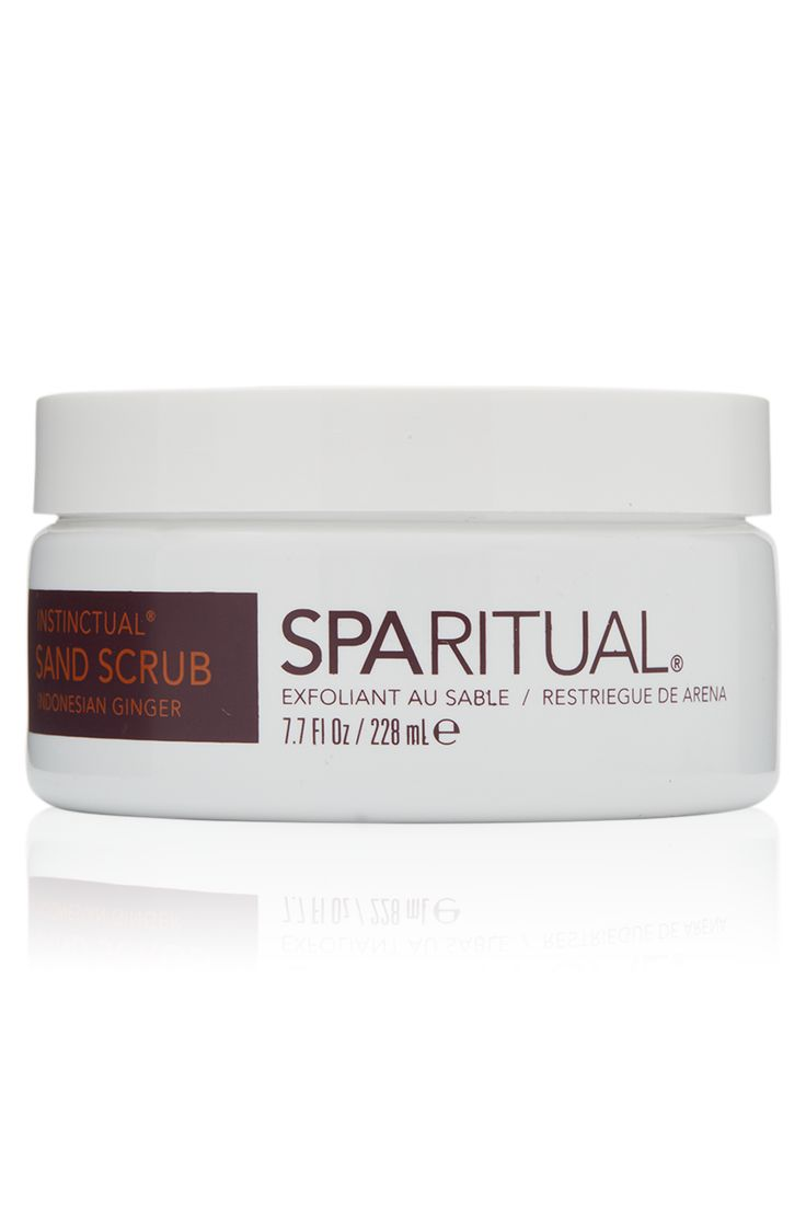 This moisturising body exfoliant by SpaRitual takes you along on a journey to the world's most beautiful beaches.Free of parabens, 100% vegan and mostly made of certified organic ingredients - we like!